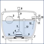 reparation fuite chasse d 39 eau vincennes 01 43 41 62 54. Black Bedroom Furniture Sets. Home Design Ideas